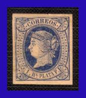1864 - Cuba - Antillas - Edifil Nº 11 - Lujo - CU- 137 - Cuba