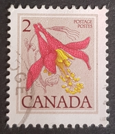 1977 Wild Flowers, Flora, Canada, *,**, Or Used - 1952-.... Reign Of Elizabeth II