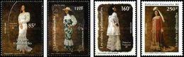 Polynésie Française  2000    Cat Yt N° 619  à  622    N** MNH - Unused Stamps