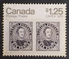 "1978 International Stamp Exhibition ""Capex '78"", Toronto, Canada, *,**, Or Used - 1952-.... Reign Of Elizabeth II"