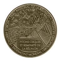 Monnaie De Paris , 2013 , Saint-Denis , Parc National De La Réunion , Patrimoine Mondial - Monnaie De Paris