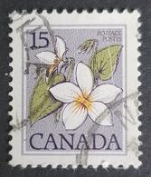 1979 Wild Flowers, Flora, Toronto, Canada, *,**, Or Used - 1952-.... Reign Of Elizabeth II
