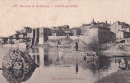 SAINT  JUST     LES BORDS DE LA LOIRE. - Saint Just Saint Rambert