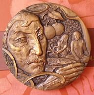 Médaille Paul GAUGUIN Avec Coffret Chine - Professionnels / De Société