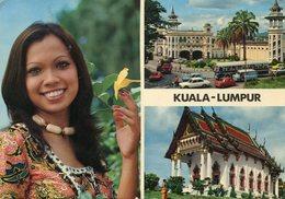 Malaysia - Kuala Lumpur - Multi View - Woman - Femme - Malaysia