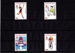 Olympics 2008 - Olympiques - Cycling - NL-ANTILLES - Set MNH - Summer 2008: Beijing