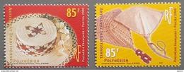 Polynésie Française  2000    Cat Yt N° 627 , 628  N** MNH - Unused Stamps