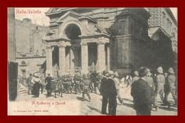 Malte *  Valetta  *  ( Scan Recto Et Verso ) - Malta