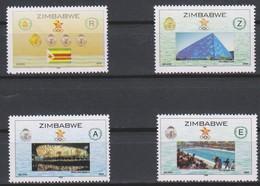 Olympics 2008 - Olympiques - History - ZIMBABWE - Set MNH - Summer 2008: Beijing