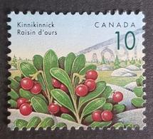 1992 Edible Berries, Canada, *,**, Or Used - 1952-.... Reign Of Elizabeth II