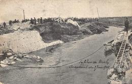 Syphon De Marly Accident Du 3 Juin 1909  Bruxelles Brussel - Navegación - Puerto