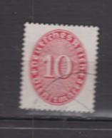 ALLEMAGNE ° 1927/28  SERVICE YT N° 80 - Dienstpost