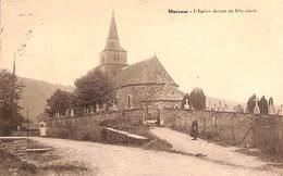 Marcour - L'Eglise Datant Du XVe Siècle (animée, Desaix, Edit. Roquet 192x) - Rendeux