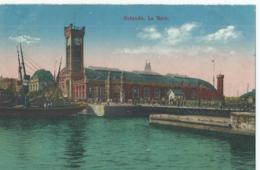 Oostende - Ostende - La Gare - C.F. Br. 13195 - Oostende