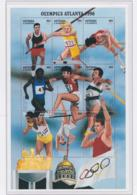 Antigua & Barbuda 1996 Olympic Games Atlanta Souvenir Sheet MNH/** (LAR-H43) - Summer 1996: Atlanta