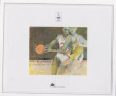Portugal 1992 Olympic Games Barcelona Souvenir Sheet MNH/** (LAR-H43) - Summer 1992: Barcelona