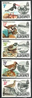 Alderney. 1984. Mint YT 13-17. - Alderney