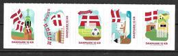 Danemark 2019 Série Neuve 800 Ans Du Drapeau - Unused Stamps
