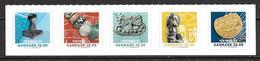 Danemark 2019 Série Neuve Bijoux Vikings - Unused Stamps