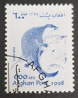 1998 Fauna, Avghanistan, Avghan Post, *,**, Or Used - Afghanistan