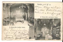 Slovakia Eperjes/Prešov  Kavehaz/cafe 1905 - Slovacchia