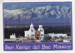 USA - AK 350053 Arizona -Tucson - San Xavier Del Bac Mission - Tucson