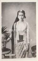 Burma  Burmese Princess RP Bur441 - Myanmar (Burma)