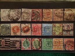 Grande-Bretagne - Collection Perfin Dès 1880 - Grande-Bretagne