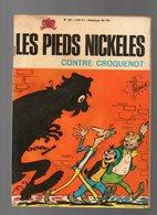 Les Pieds Nickelés N°59 Contre Croquenot De 1967 - Pieds Nickelés, Les
