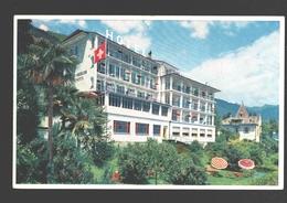 Orselina - Locarno - Hotel Orselina - 1972 - TI Tessin