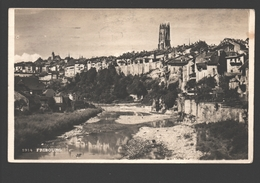 Fribourg - Carte Photo - 1932 - FR Fribourg