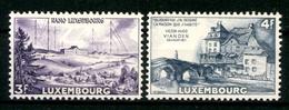 Luxemburg, MiNr. 512-513, Postfrisch / MNH - Luxemburg