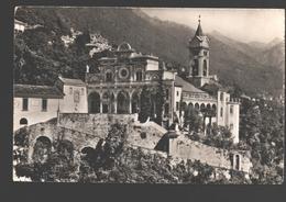 Locarno - Basilica Santuario Madonna Del Sasso - 1958 - TI Tessin