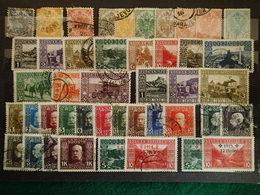 Bosnie-Herzegovine - Collection - 72 Timbres - Bosnia And Herzegovina