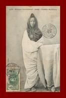 Soudan * Femme Berabich     (scan Recto Et Verso ) - Mali