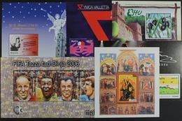 Malta, Blockpartie Aus Den Jahren 2004-2007, Postfrisch / MNH - Malta