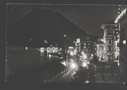 Lugano - Monte S. Salvatore Di Notte - TI Tessin