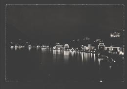 Lugano - Lugano Di Notte - 1953 - TI Tessin