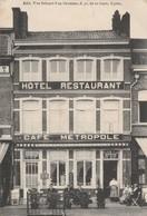 Ypres - Café Hôtel Restaurant Métropole - Belgique