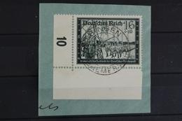 Deutsches Reich, MiNr. 710, Ecke Links Unten, Briefstück - Deutschland