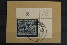 Deutsches Reich, MiNr. 889, Ecke Rechts Oben, Briefstück - Deutschland