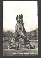 Ospizio San Gottardo - Monumento Aviatore Guex - TI Tessin