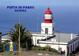 AK Leuchturm Portugal Madeira Island Ponta Pargo Lighthouse New Postcard - Leuchttürme