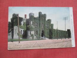 Prison- Lackawanna County  Prison Scranton  Pa. ----- Ref 3377 - Prison