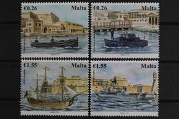 Malta, Schiffe, MiNr. 1841-1844, Postfrisch / MNH - Malta