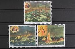 Malta, Schiffe, MiNr. 1909-1911, Postfrisch / MNH - Malta
