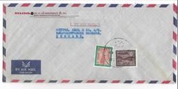 Saudi Arabia - Cover Sent To Denmark. # 127 # - Saudi Arabia