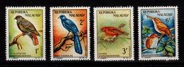 Madagascar - YV 380 à 383 N** Oiseaux - Madagascar (1960-...)