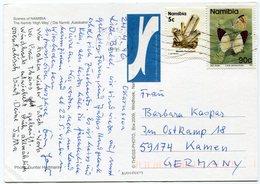 Namibia - Postcard - Carte Postale - Namibia (1990- ...)
