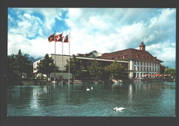 Thun - Schlosshotel Freienhof Thun - BE Berne